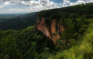 Vista do Morro dos Ventos - panorama 36 images